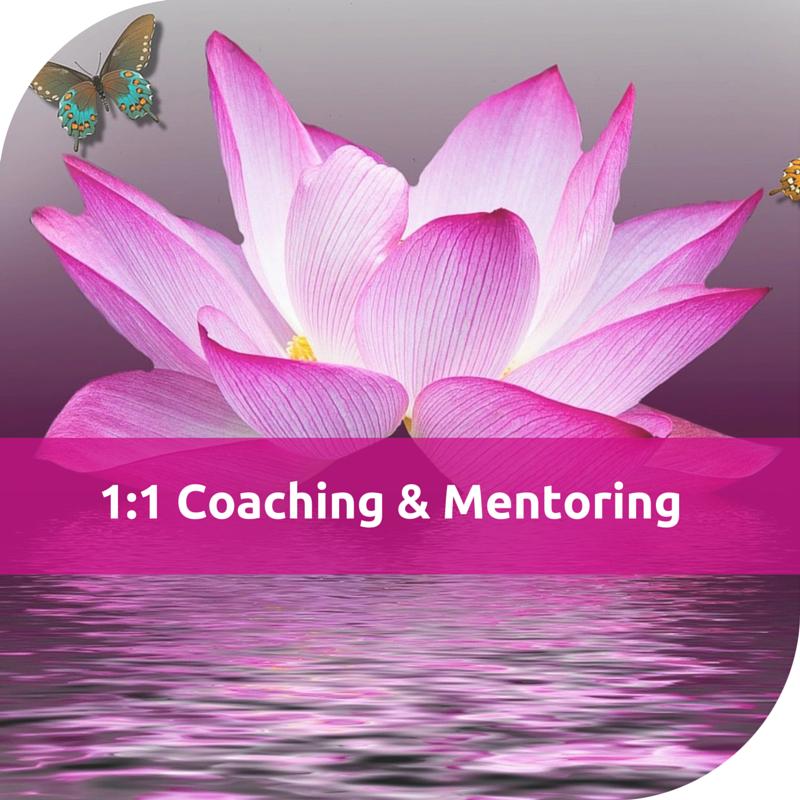 1-2-1 Coaching & Mentoring