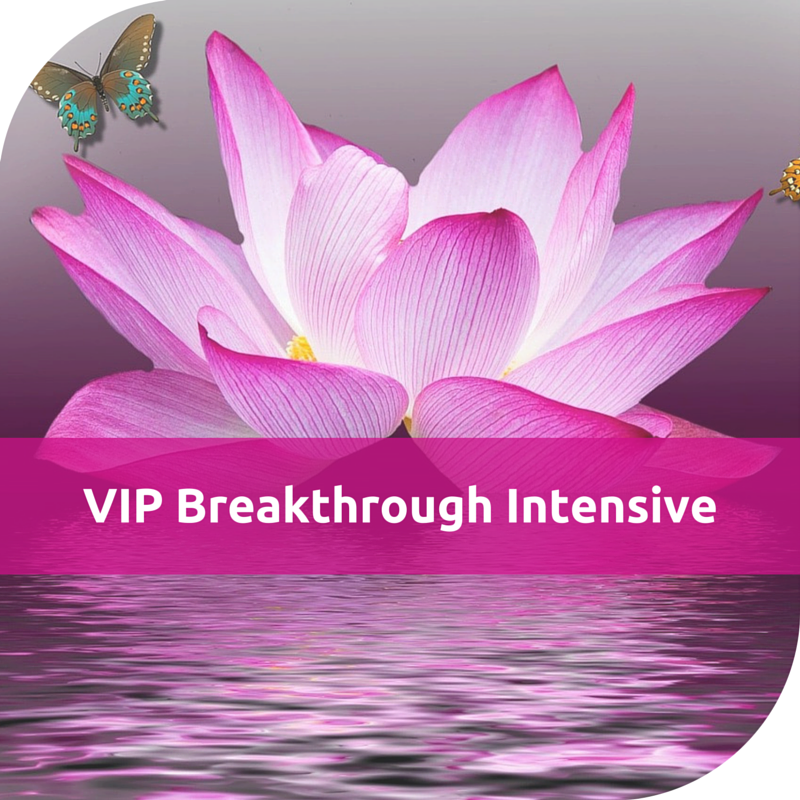 VIP Brealthrough Intensive