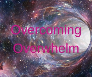 Radio Show: Overcoming Overwhelm